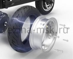 Литой диск мотор колеса Dualtron 3