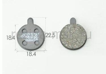Колодки JshouBike (для Xiaomi M365 Pro)