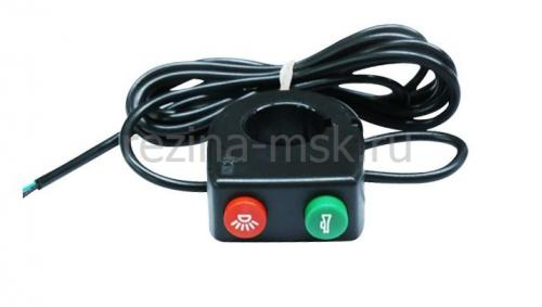 Блок управления кнопками (свет, сигнал)