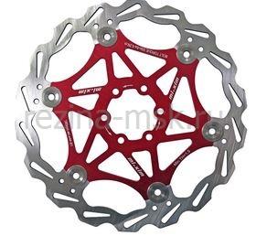 Тормозной диск mi.Xim (Красный) 160 мм