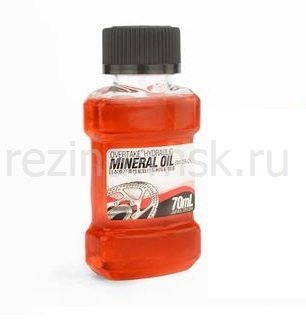 Overtake hydraulic red (70 ml)